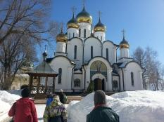 Переславль-Залесский-март